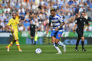 Reading's Danny Williams during the Sky Bet Championship match between Reading and Milton Keynes Dons at the Madejski Stadium, Reading, England on 22 August 2015. Photo by Mark Davies.