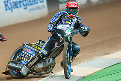 May 12, 2018 - Warsaw, Poland - Jason Doyle (AUS) during 1st round of Speedway World Championships Grand Prix Poland in Warsaw, Poland, on 12 May 2018. (Credit Image: © Foto Olimpik/NurPhoto via ZUMA Press)
