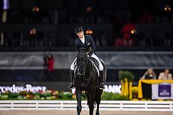 Lutkemeier Fabienne, GER, Fabregaz<br /> Stuttgart - German Masters 2018<br /> © Hippo Foto - Stefan Lafrentz