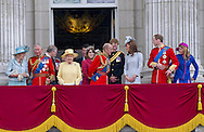 "TROOPING THE COLOUR_Duke of Edinburgh Makes 1st Appearance since being hospitalised.The Queen was joined by members of the Royal Family on the balcony of Buckingham Palace to watch the RAF Flypast..The event marks the Queen's Official Birthday, The Mall, London_16th May 2012.Photo Credit: ©Dias/DIASIMAGES..**ALL FEES PAYABLE TO: ""NEWSPIX INTERNATIONAL""**..PHOTO CREDIT MANDATORY!!: NEWSPIX INTERNATIONAL..IMMEDIATE CONFIRMATION OF USAGE REQUIRED:.Newspix International, 31 Chinnery Hill, Bishop's Stortford, ENGLAND CM23 3PS.Tel:+441279 324672  ; Fax: +441279656877.Mobile:  0777568 1153.e-mail: info@newspixinternational.co.uk"