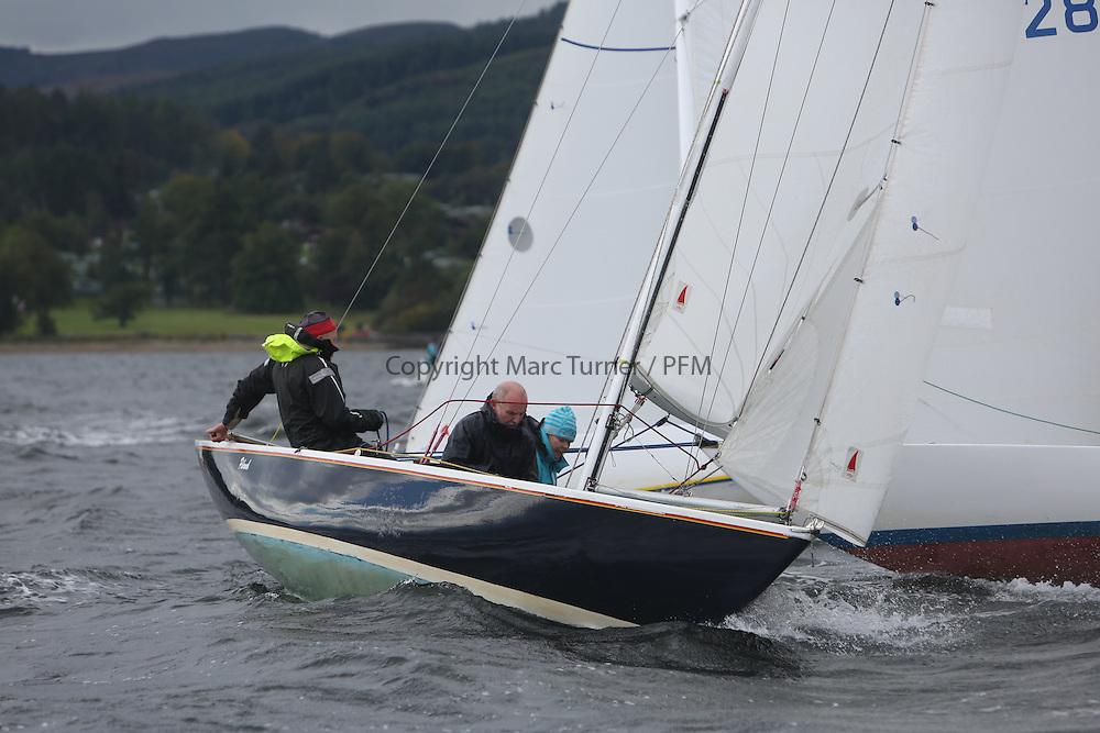 Marine Blast Regatta 2013 - Holy Loch SC<br /> <br /> 5, Pibroch, Bob Donaldson, OD, Piper<br /> <br /> Credit: Marc Turner / PFM Pictures