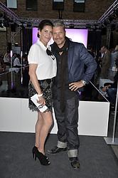 July 2, 2018 - Berlin, Deutschland - Alice Roessler, Hardy Krueger Jr.LASCANA Fashion Show, Berlin, Germany - 02 Jul 2018 (Credit Image: © face to face via ZUMA Press)