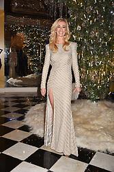 Jenny Halpern-Prince at reception to celebrate the launch of the Claridge's Christmas Tree 2017 at Claridge's Hotel, Brook Street, London England. 28 November 2017.