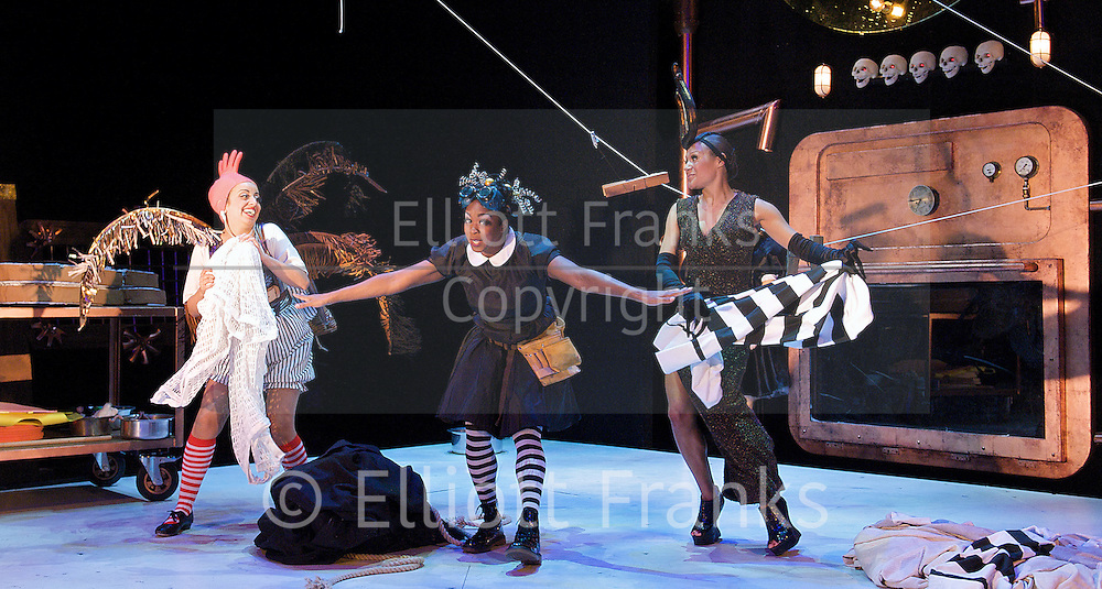 Jack and the Beanstalk<br />