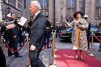 Nederland. Den Haag, 18 september 2007.<br /> Prinsjesdag. Minister Vogelaar in kleding van een marokkaanse ontwerpster, Integratie,<br /> Foto Martijn Beekman <br /> NIET VOOR TROUW, AD, TELEGRAAF, NRC EN HET PAROOL