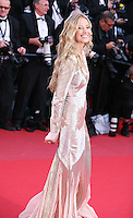 Petra Nemcova at the 'Behind The Candelabra' gala screening at the Cannes Film Festival  Tuesday 21 May 2013
