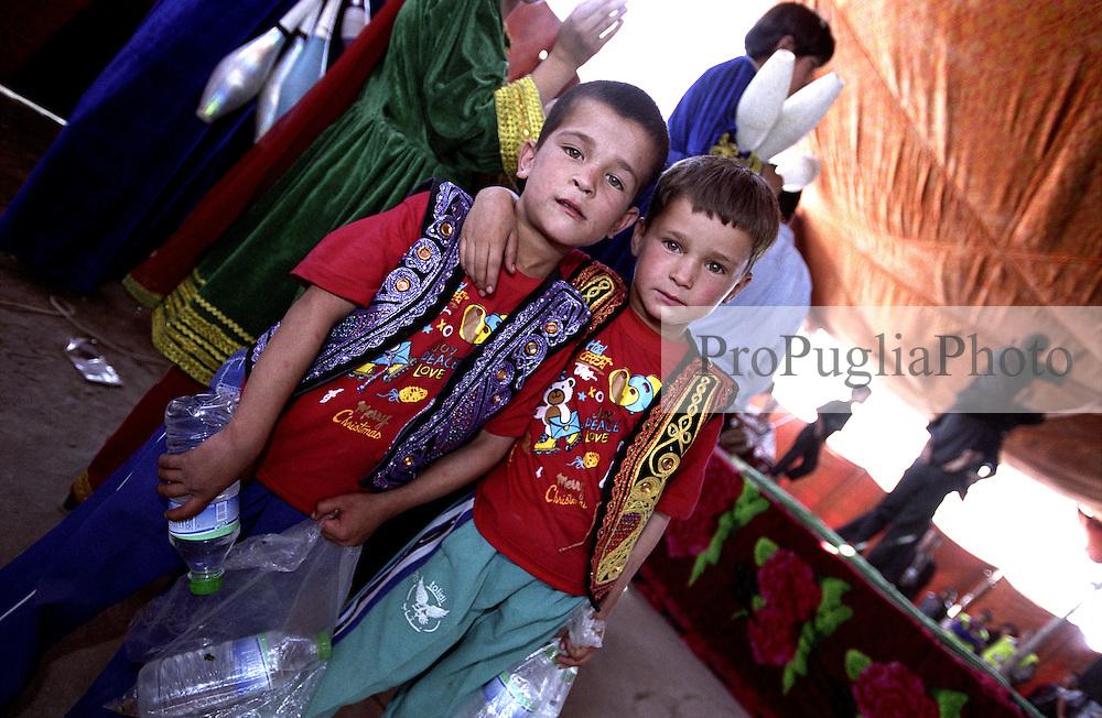 SPECIAL OLYMPICS AFGHANISTAN.KABUL 25 August 2005