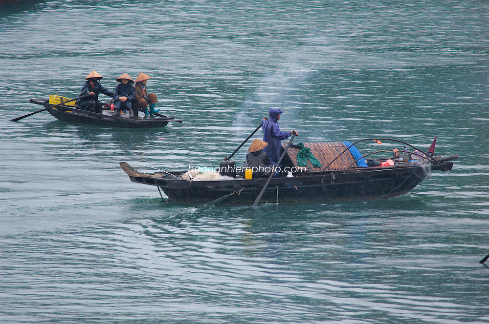 Vietnam Images-HaLong bay-UNESCO heritage