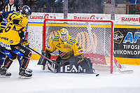 2019-12-13 | Rauma, Finland : KalPa (43) Samu Perhonen during the game between Lukko-KalPa in Kivikylän Areena ( Photo by: Elmeri Elo | Swe Press Photo )