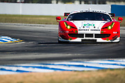 March 16, 2013: 61st Mobil 1 12 Hours of Sebring. 23 Leh Keen, Bill Sweedler, Townsend Bell, Team West ,  Alex Job Racing