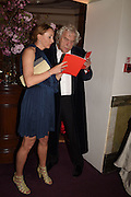 The Backstage Gala in aid of the Naked Heart Foundation. Coliseum theatre. London. 17 April 2015
