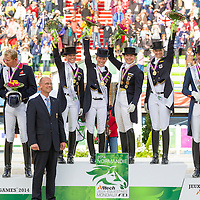 Dressage Team & Individual Grand Prix - Sessions 2&3
