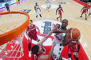 David Reginald Cournooh<br /> Segafredo Virtus Bologna - VL Pesaro<br /> Legabasket Serie A 2018/2019<br /> Bologna, 23/03/2018<br /> Foto M.Ceretti / Ciamillo-Castoria