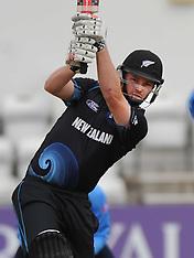 Northants v New Zealand 31/7/2014