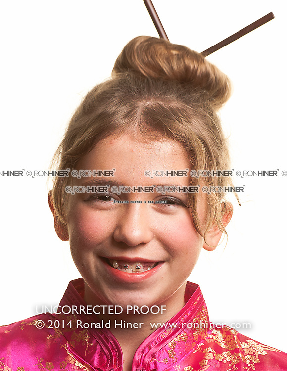 Claire Baylis<br /> Kings Highway School Chorus 2014 Production Headshot