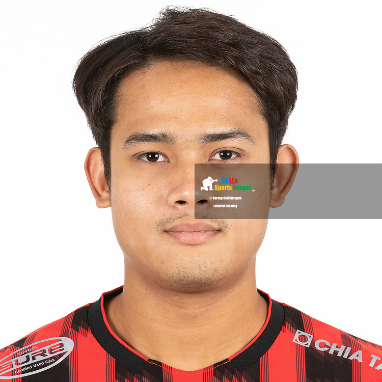 THAILAND - MARCH 06: Peerapat Notechaiya #31 of True Bangkok United on March 06, 2019.<br /> .<br /> .<br /> .<br /> (Photo by: Naratip Golf Srisupab/SEALs Sports Images/MB Media Solutions)
