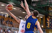 DESCRIZIONE : Capodistria Koper Nazionale Italia Uomini Adecco Cup Italia Italy Ucraina Ukraine<br /> GIOCATORE : Pietro Aradori<br /> CATEGORIA : tiro penetrazione<br /> SQUADRA : Italia Italy<br /> EVENTO : Adecco Cup<br /> GARA : Italia Italy Ucraina Ukraine<br /> DATA : 22/08/2015<br /> SPORT : Pallacanestro<br /> AUTORE : Agenzia Ciamillo-Castoria/R.Morgano<br /> Galleria : FIP Nazionali 2015<br /> Fotonotizia : Capodistria Koper Nazionale Italia Uomini Adecco Cup Italia Italy Ucraina Ukraine