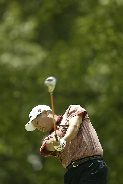 Notah Begay III..2003 FedEx/St. Jude Classic..June 26-29 2003..TPC at Southwind..Memphis, TN..photograph by Darren Carroll