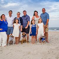 Erin Family Vacation Portraits