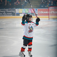100714 Swift Current Broncos at Kelowna Rockets