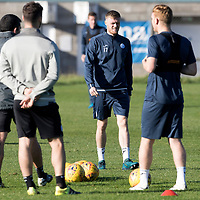 St Johnstone Trainig….20.10.17<br />