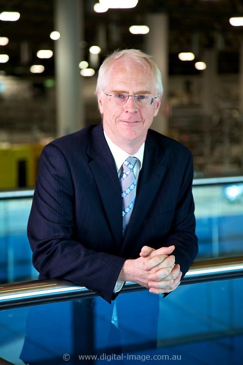 Professor Keith Nugent, Facility Director, Australian Synchrotron.