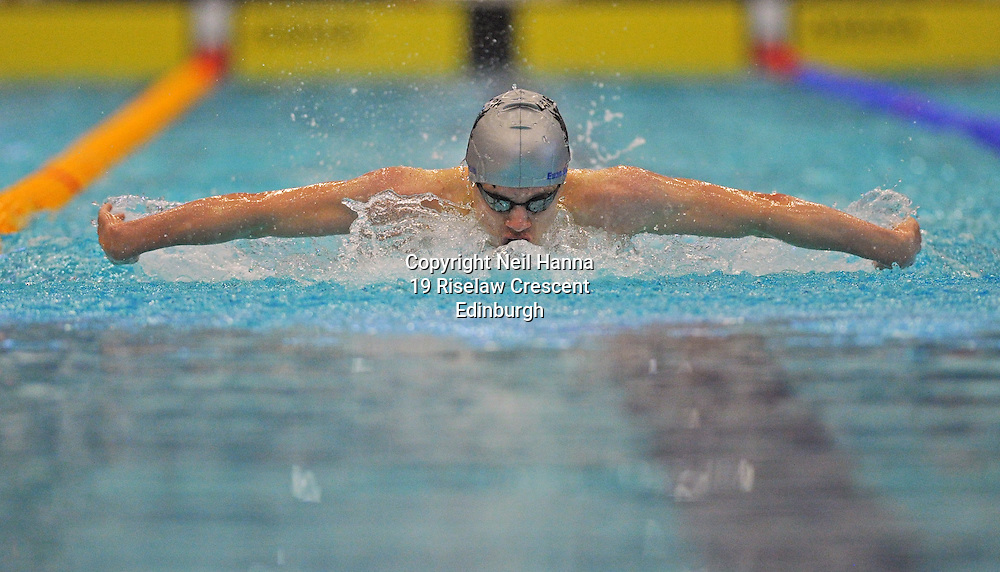 Royal Commonwealth Pool, Edinburgh<br /> Scottish Summer Meet - Sunday 26th July 2015-Day 3 Sunday Finals<br /> <br /> Event 301 Boys 16  200m Butterfly<br /> <br /> Euan McCornish<br />  <br /> <br /> Neil Hanna Photography<br /> www.neilhannaphotography.co.uk<br /> 07702 246823