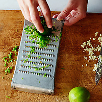Jalapeno garlic grated