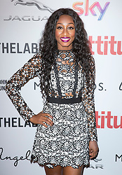 Beverley Knight attends the 2016 Attitude Awards in association with Virgin Holidays, at 8 Northumberland Avenue, London. Monday October 10, 2016. Photo credit should read: Isabel Infantes / EMPICS Entertainment.