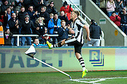 *** during the EFL Sky Bet Championship match between Newcastle United and Derby County at St. James's Park, Newcastle, England on 4 February 2017. Photo by Craig Doyle.Newcastle United midfielder Matt Ritchie (#11) celebrates Newcastle United's first goal (1-0) during the EFL Sky Bet Championship match between Newcastle United and Derby County at St. James's Park, Newcastle, England on 4 February 2017. Photo by Craig Doyle.