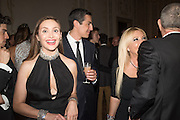 Prince Edouard de Ligne de la Tremoille; Princesse Isabella sabella Orsini de Ligne de la Tremoille; monica bacardi, Dinner for Sonia Falcone to celebrate her participation in 56th Venice Biennale she represented Bolivia at the Pavilion of the Instituto Italo-Latinoamericano at the Arsenale. Dinner at the Ridotto Ballroom, Hotel Monaco and Grand Canal, Venice, Venice Biennale, Venice. 8 May 2015