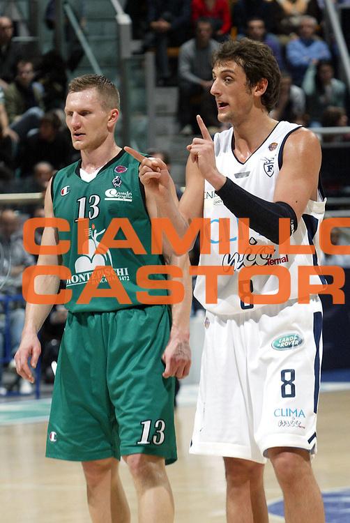 DESCRIZIONE : Bologna Lega A1 2006-07 Climamio Fortitudo Bologna Montepaschi Siena <br /> GIOCATORE : Belinelli <br /> SQUADRA : Climamio Fortitudo Bologna <br /> EVENTO : Campionato Lega A1 2006-2007 <br /> GARA : Climamio Fortitudo Bologna Montepaschi Siena <br /> DATA : 27/01/2007 <br /> CATEGORIA : Ritratto <br /> SPORT : Pallacanestro <br /> AUTORE : Agenzia Ciamillo-Castoria/L.Villani