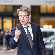 NLD/Amsterdam/20190115 - Koninklijke nieuwjaarsontvangst Nederlandse genodigden, Sander Dekker