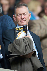 WOLVERHAMPTON, ENGLAND - Saturday, October 24, 2009: Premier League chief executive Richard Scudamore during the Premiership match between Wolverhampton Wanderers and Aston Villa at Molineux. (Photo by David Rawcliffe/Propaganda)