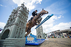 Funnell William, GBR, Billy Fanta<br /> Rolex Grand Prix Jumping<br /> Royal Windsor Horse Show<br /> © Hippo Foto - Jon Stroud