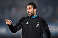 Gianluigi Buffon Juventus <br /> Verona 27-01-2018 Stadio Bentegodi Football Calcio Serie A 2017/2018 Chievo Verona - Juventus . Foto Andrea Staccioli / Insidefoto