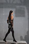 Irina Shayk Parade Paris Fashion week
