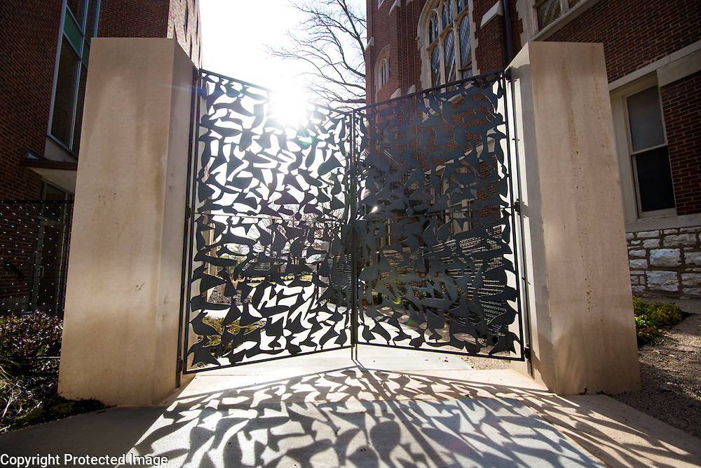 Webster University - Trova Gates
