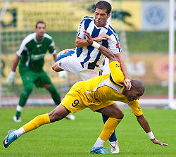 05.08.2010, Dolomitenstadion, Lienz, AUT, Friendly Match, Real Sociedad vs AEL Limassol, im Bild Mikel Labaka Zuriarrain ( Real Sociedad, #6 ). EXPA Pictures © 2010, PhotoCredit: EXPA/ J. Groder / SPORTIDA PHOTO AGENCY