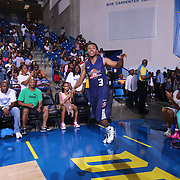 Rapper Daniel Dwayne Simmons III, better known by his stage name as Diggy Simmons participates in The 2015 Duffy's Hope Celebrity Basketball Game Saturday, August 01, 2015, at The Bob Carpenter Sports Convocation Center, in Newark, DEL.    <br /> <br /> Proceeds will benefit The Non-Profit Organization Duffy's Hope Youth Programming.