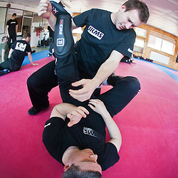Krav Maga Global instructor course, May 2012