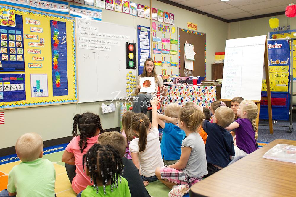 September/28/11:  Madison County Public Schools.  Madison Primary School.