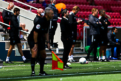Bristol City Head Coach Lee Johnson - Rogan/JMP - 28/08/2020 - Ashton Gate Stadium - Bristol, England - Bristol City v Sheffield Wednesday - Sky Bet Championship.
