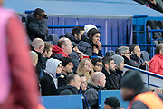 Angel Di Maria (PSG) in stand during the UEFA Champions League, Group A football match between Paris Saint-Germain and Club Brugge on November 6, 2019 at Parc des Princes stadium in Paris, France - Photo Stephane Allaman / ProSportsImages / DPPI