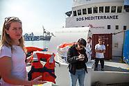 Aquarius: a bordo della nave che salva i migranti