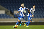 Richie Towell during the EFL Trophy Southern Group G match between U23 Brighton and Hove Albion and Leyton Orient at the American Express Community Stadium, Brighton and Hove, England on 8 November 2016.