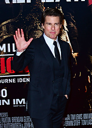Tom Cruise at the London premiere of Edge of Tomorrow, the first of three premiere's for the film to be held in three different countries on the same day, Wednesday, 28th May 2014. Nils Jorgensen / i-Images