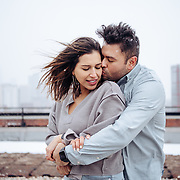 Jessica & David Engagement