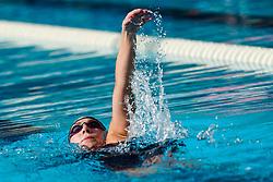 "Anja Klinar of Slovenia during 43rd International Swimming meeting ""Telekom 2019"", on July 13, 2019 in Radovljica, Slovenia. Photo by Matic Klansek Velej / Sportida"