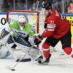 20170506: FRA, Ice Hockey - IIHF World Championship 2017, Switzerland vs Slovenia